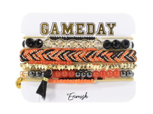 Gameday Mixer Orange Black
