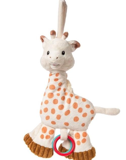 Sophie la girafe Doudou d'activite – 12″