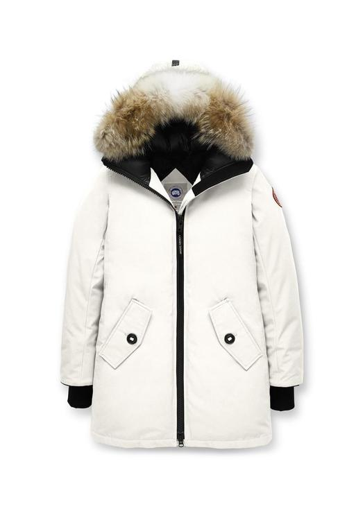 Canada Goose W Rosemont Parka Early Light