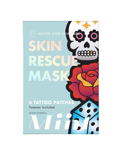 Miint Skin Rescue Mask - Tattoo