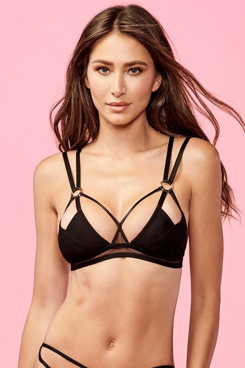 Love Triangle Bra