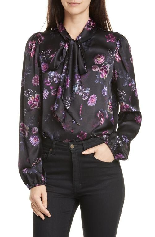 Ellery Top- Silk