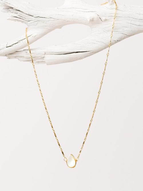 Gold Aya Choker Necklace
