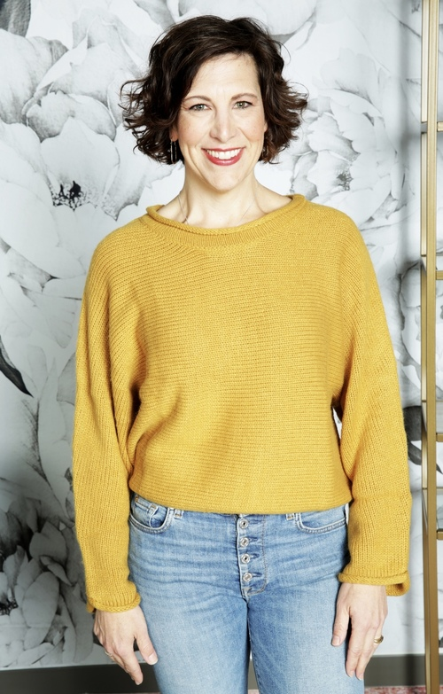 Alberte Cropped Sweater