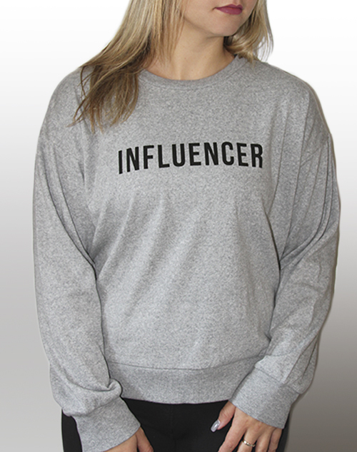 Influencer Sweater