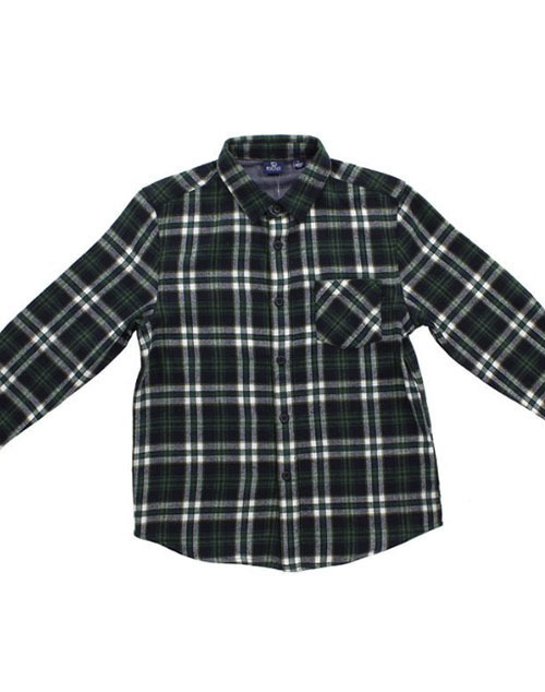 Brad Toddler Flannel