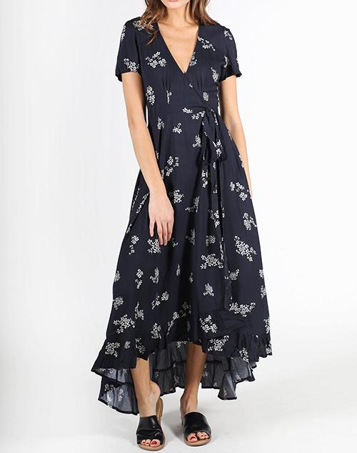 Azaela Floral Maxi Dress