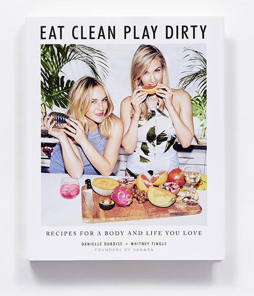Eat Clean Play Dirty Book