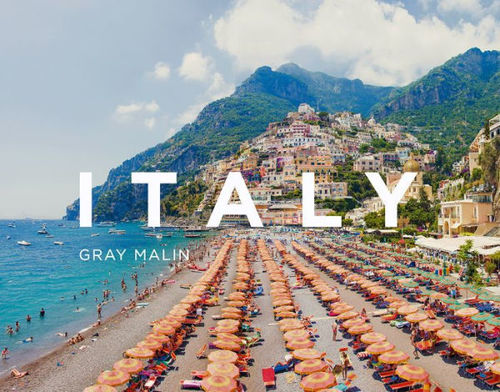 Italy By Grey Malin Book