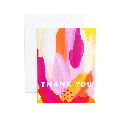 Gina Thank You Card