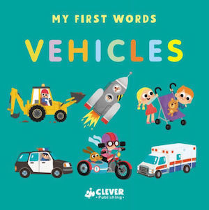 My First Words Vehicles