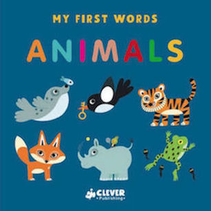 My First Words Animals