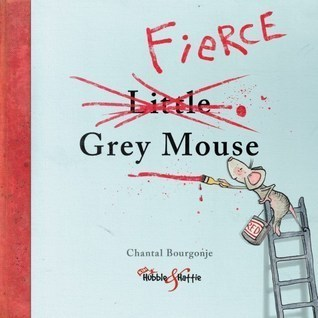 Fierce Grey Mouse