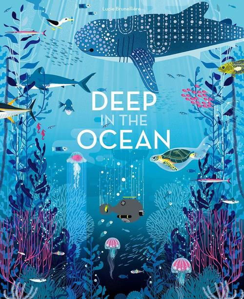 Deep In Ocean Book