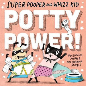 Super Pooper Potty Book