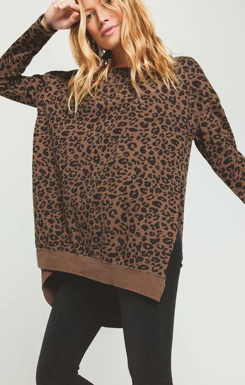 The French Roast Leopard Weekender