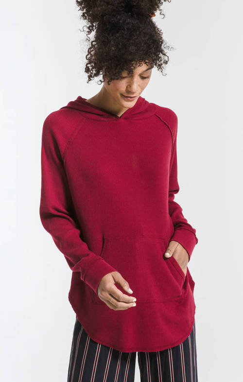 The Thermal Hooded Tunic