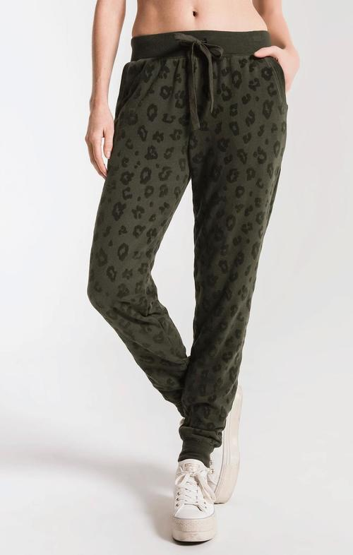 The Rosin Animal Flocked Jogger