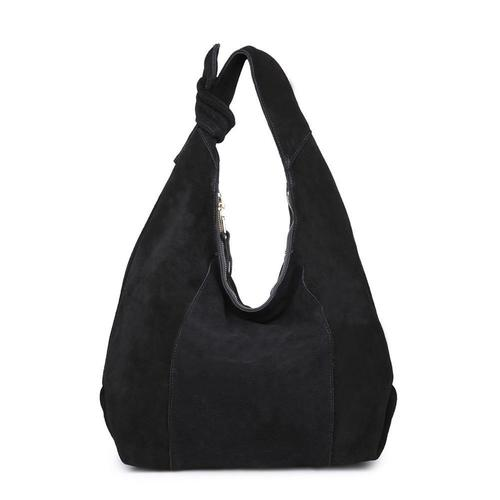Emma Hobo Bag - Black