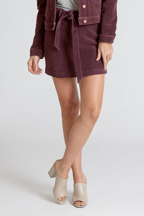 Eliana A-Line Skirt