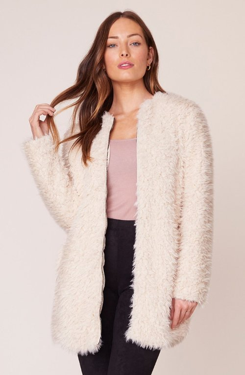 Soft Spot Fur Coat