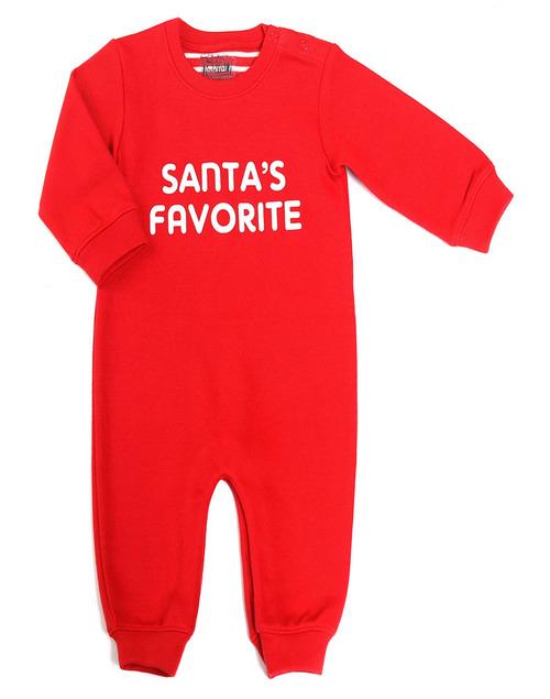 Santas Favorite Coverall
