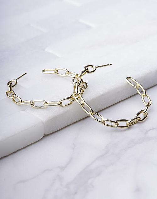 Chain Link Hoop