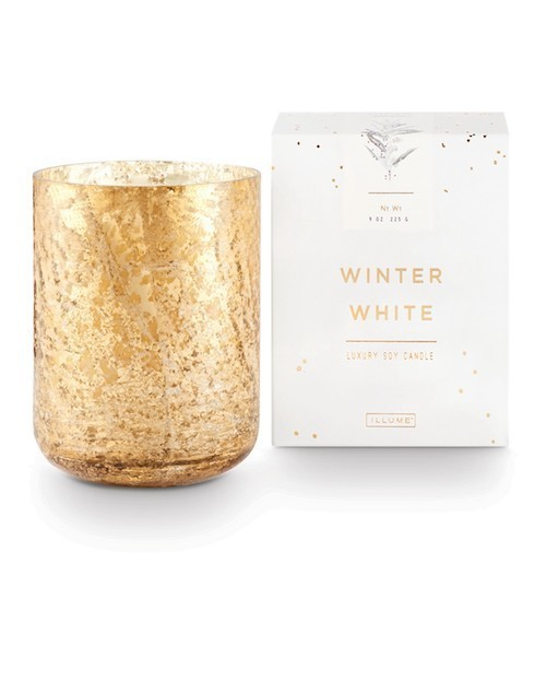 Small Luxe Candle - Winter White