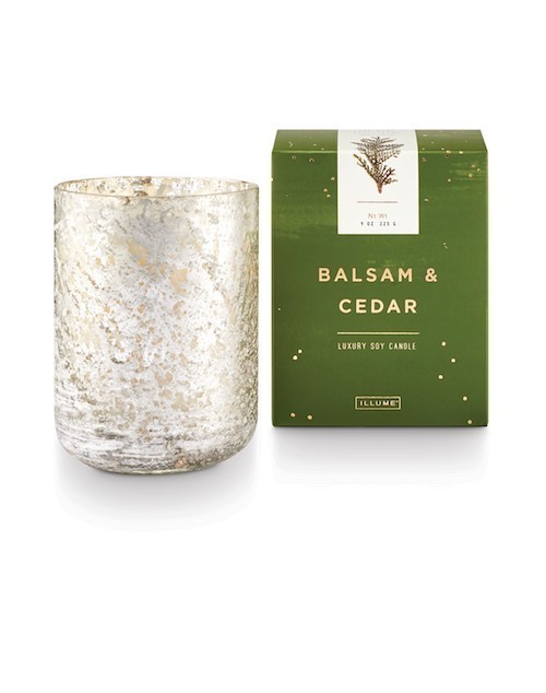 Small Luxe Candle - Balsam & Cedar
