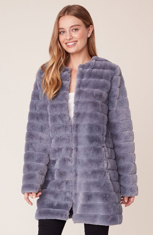 Anything For You Faux Fur Coat