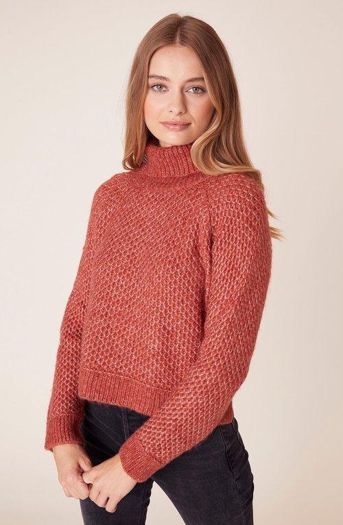 Big Easy Turtle Neck Sweater