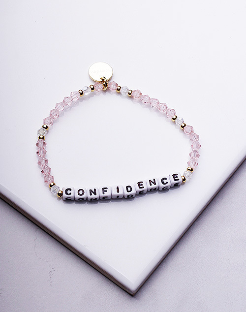 Little Words Project - Confidence White