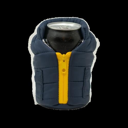 Blue & Gold Beverage Vest
