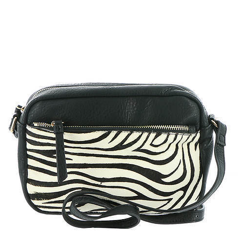 Zebra Mia Cross Body Bag