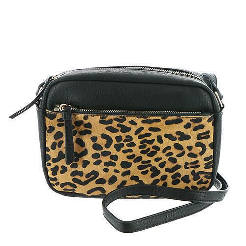 Leopard Mia Cross Body Bag