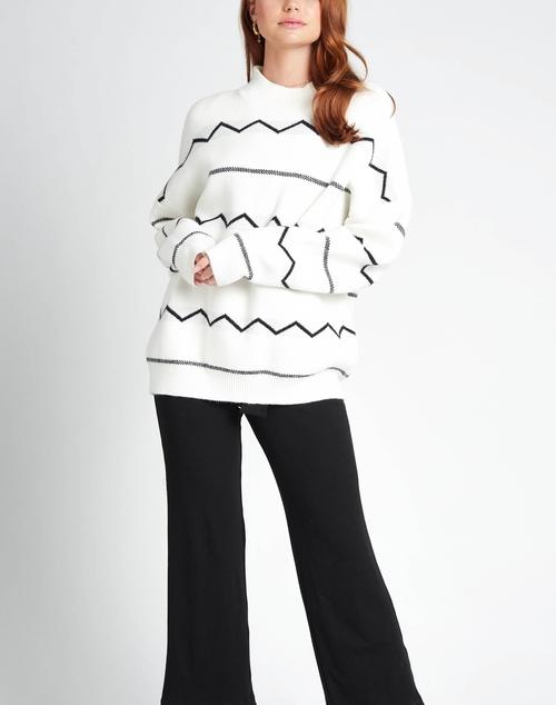 Bonfire Pullover Sweater