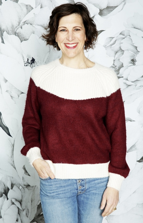 Nigelle Knitted Sweater