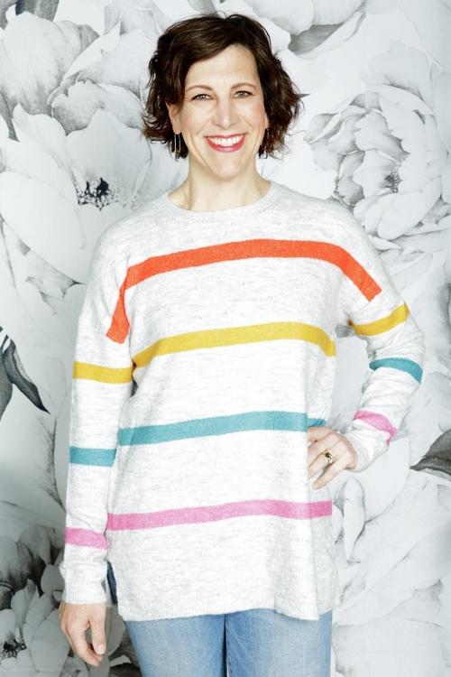 Matilda Striped Sweater