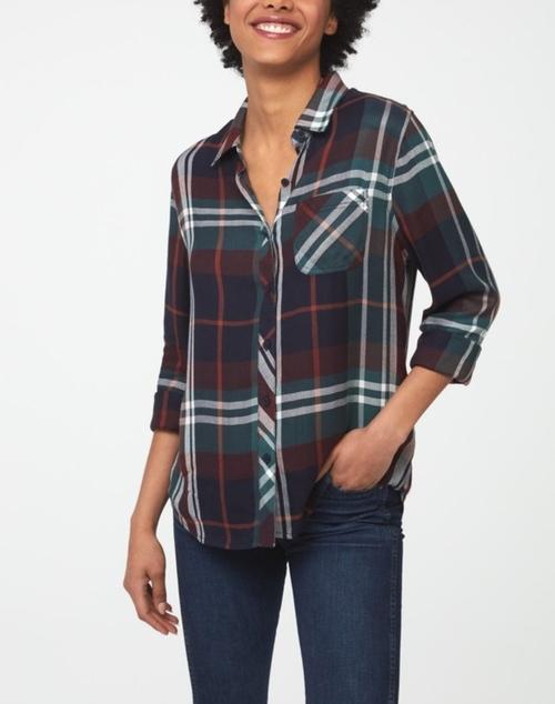 Charley Flannel Shirt