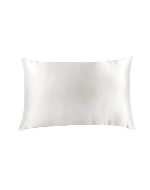 Silk Pillow Case - White