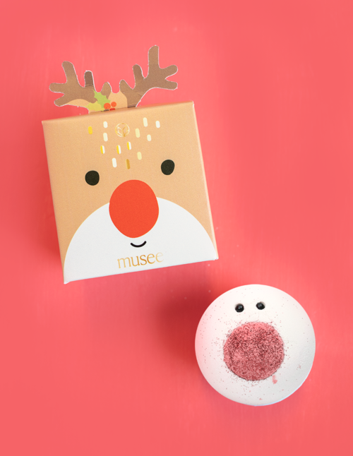 Rudolph The Red-Nose Reindeer Bath Balm