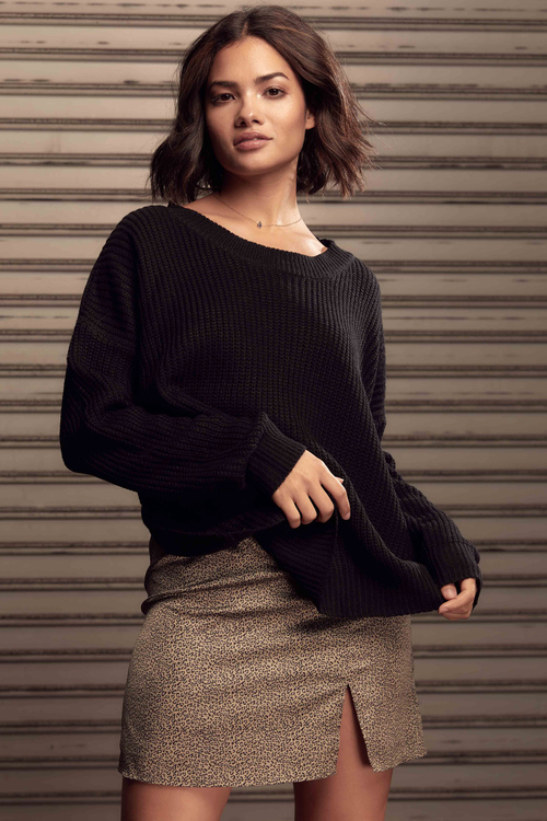Saint Reversible Sweater