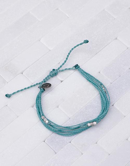 Secret Garden Macua Silver Bracelet