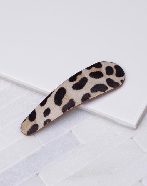Leopard Big Hair Clip