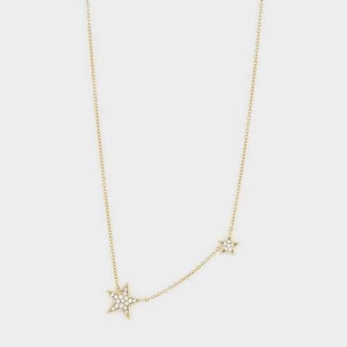 Super Star Shimmer Necklace