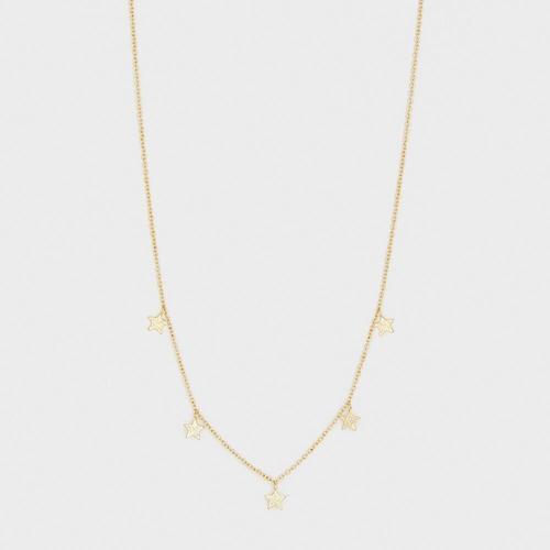 Super Star Flutter Necklace