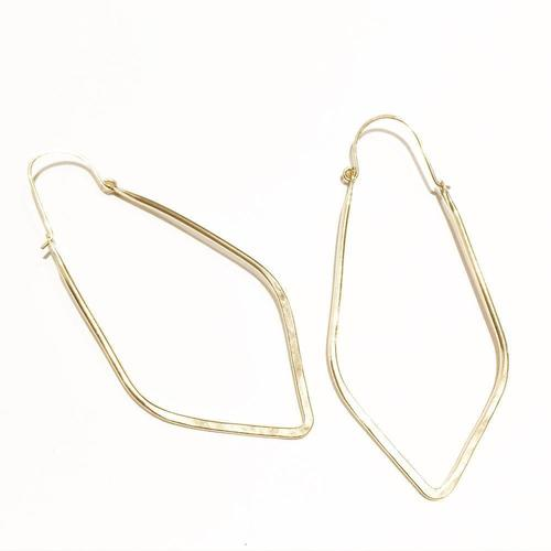 Agapantha Elyse Gold Fill Earrings