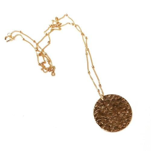 Agapantha Cassidy Pendant Gold Fill Necklace