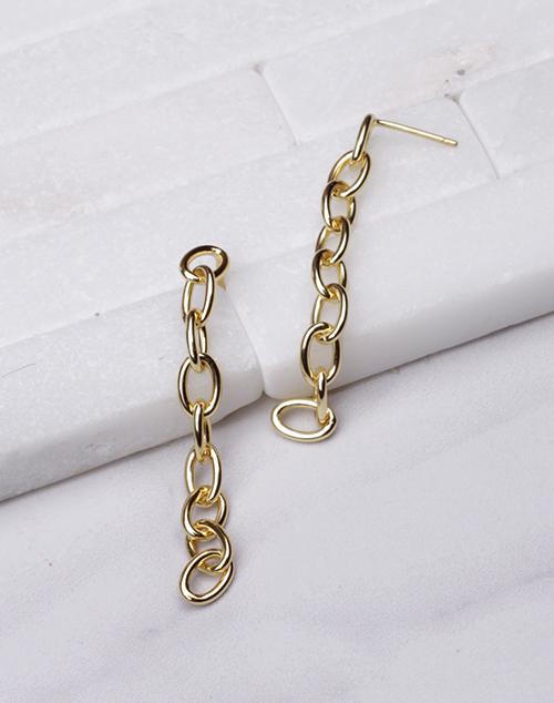Chain Link Dangle