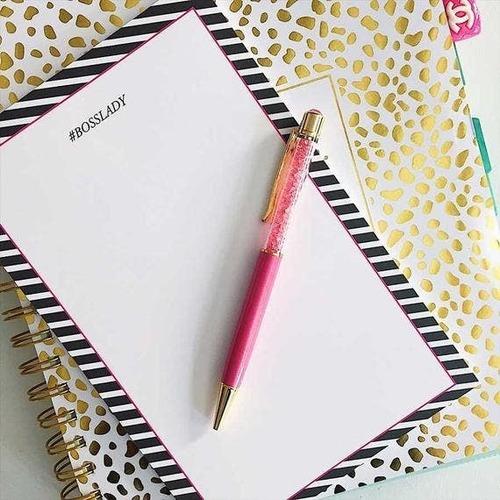 Boss Lady Notepad